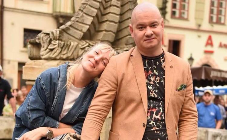 Евгений Кошевой поделился редким фото жены в честь ее дня рождения