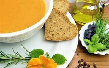 Крем-суп из тыквы для гурманов (рецепт)