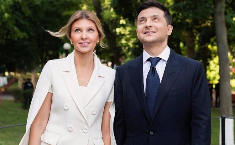 Красотка! Жена Владимира Зеленского затмила супругу премьер-министра Израиля