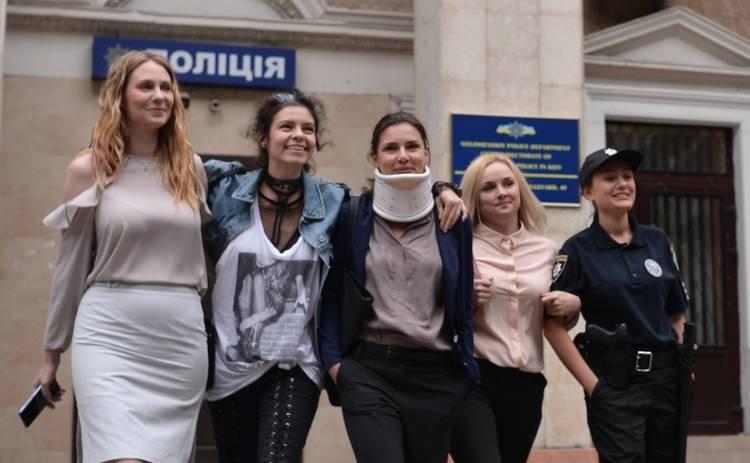 В Киеве снимут сериал про женщин-полицейских