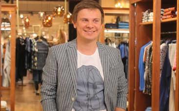 Дмитрий Комаров с красавицей-женой впервые за долгое время вышли в свет