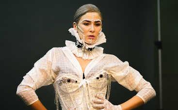 Танцы 18+: эпатажная MARUV в латексе взорвала паркет проекта «Танці з зірками-2019»