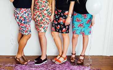 Какие юбки сделают фигуру стройнее: 4 модели