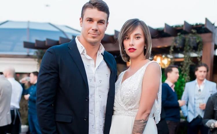 Как красиво! Экс-холостяк Дмитрий Черкасов набил с женой парное тату
