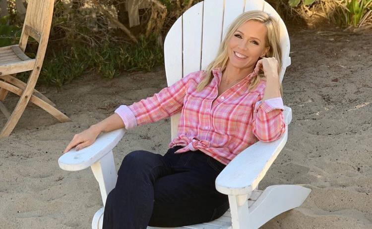 Дженни Гарт призналась, как ей удалось сохранить свой третий брак