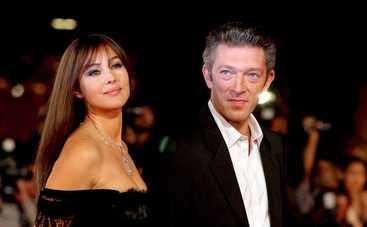 Моника Беллуччи и Венсан Кассель спустя 5 лет после развода впервые вышли в свет вместе
