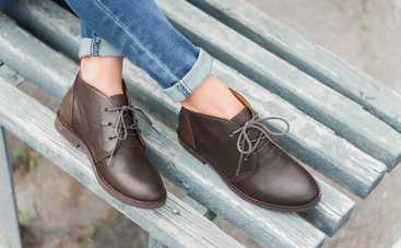 Какую модную и непромокаемую обувь купить на осень