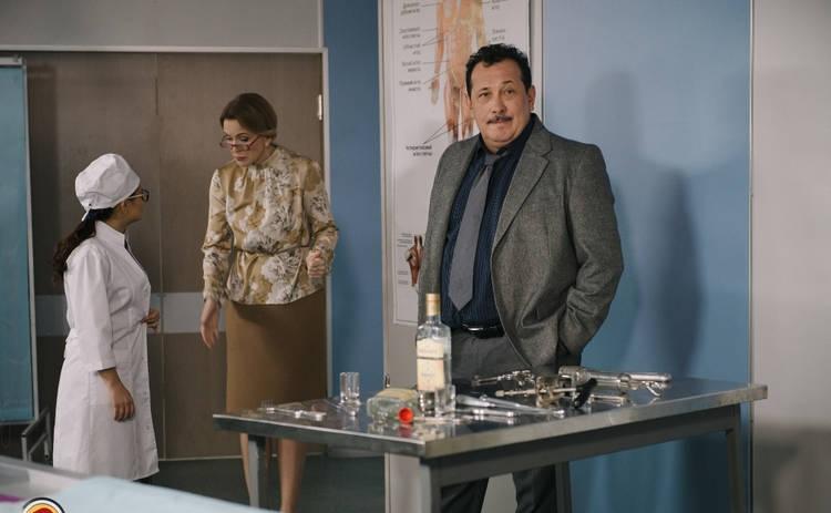 Медфак: смотреть онлайн 19 серию сериала (эфир от 04.09.2019)