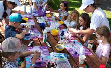 Charity Weekend Маши Ефросининой: на фестивале собрано более 4 миллионов гривен!