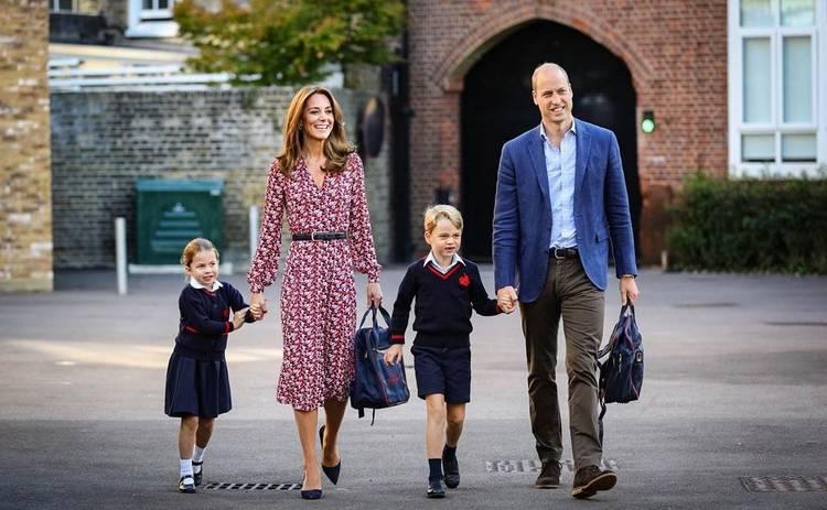 Дочь Кейт Миддлтон и принца Уильяма сменила фамилию: известна причина
