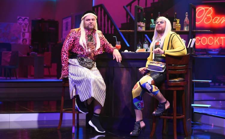 Вар'яти-шоу: смотреть 3 выпуск онлайн (эфир от 10.09.2019)