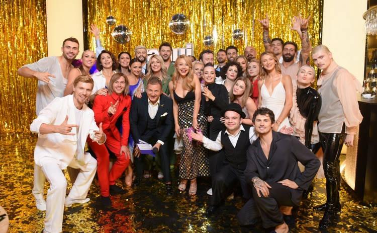 У звезды шоу «Танці з зірками» состоится яркая свадебная церемония в прямом эфире проекта