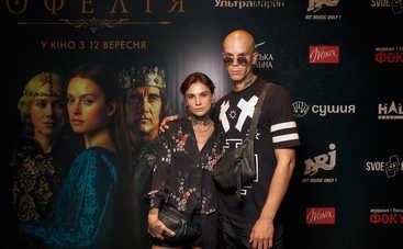"""Украинские звезды на премьере фильма """"Офелия"""""""