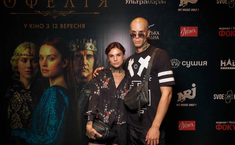 Украинские звезды на премьере фильма