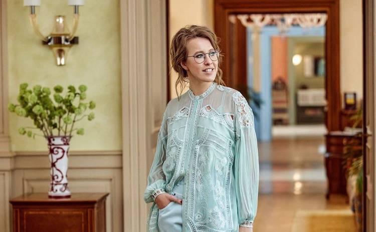 Свадьба Ксении Собчак удивляет! Шикарное платье невесты и свадебная машина-катафалк