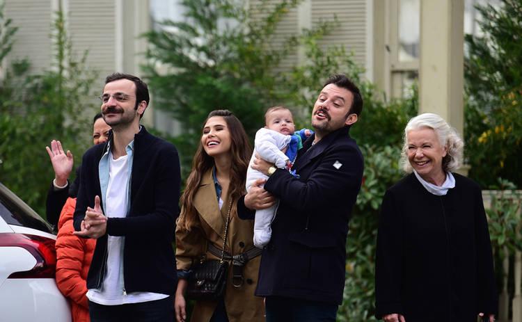 Невеста из Стамбула: смотреть 122 серию онлайн (эфир от 17.09.2019)