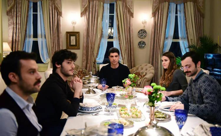 Невеста из Стамбула: смотреть 128 серию онлайн (эфир от 20.09.2019)