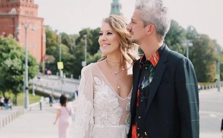 Ксения Собчак станцевала стриптиз на собственной свадьбе: как это было