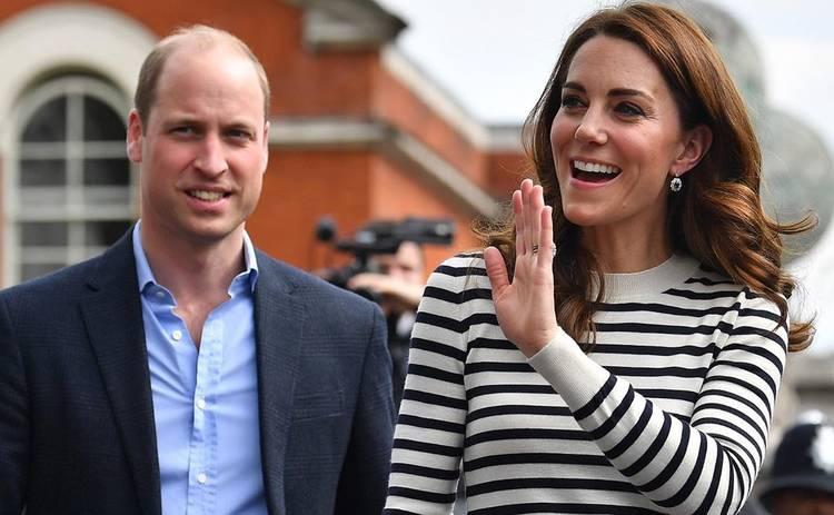 Упс! Принцесса Шарлотта проболталась в школе о четвертой беременности Кейт Миддлтон