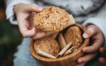 Быстрое овсяное печенье (рецепт)