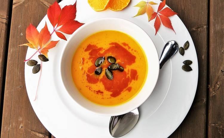 Необычный вкус! Тыквенный суп с карри от Эктора Хименес-Браво (рецепт)