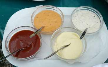 Сырный соус с зеленью к мясу (рецепт)