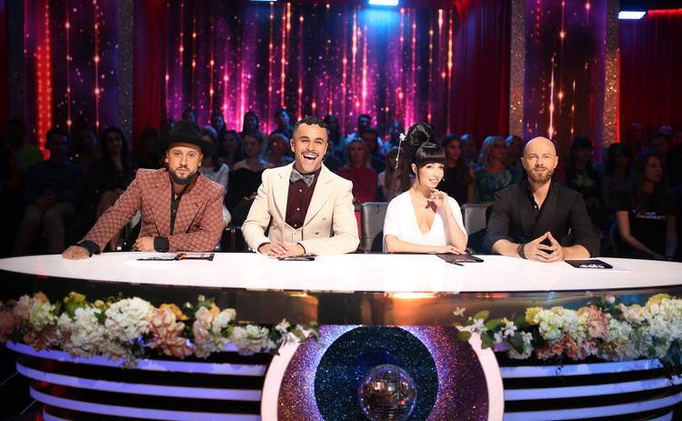Танці з зірками-2019: смотреть 5 выпуск онлайн (эфир от 22.09.2019)