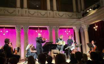 Kiev Tango Project в Национальной филармонии Украины