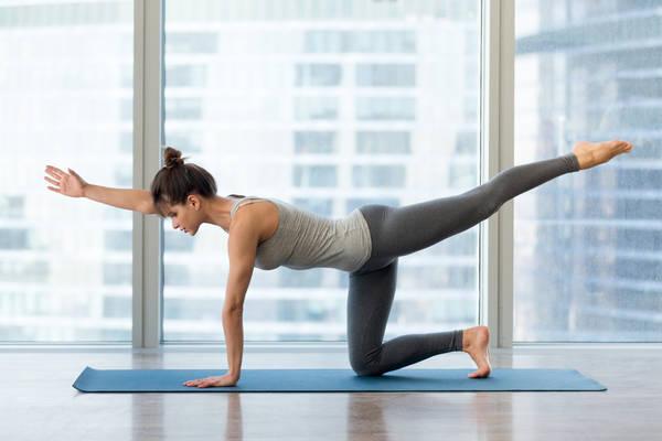 ТОП-7 упражнений для спины,поясницы и позвоночника