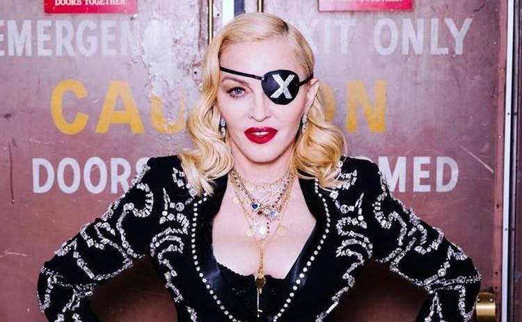 Мадонна решила сменить имидж: назад в 90-е