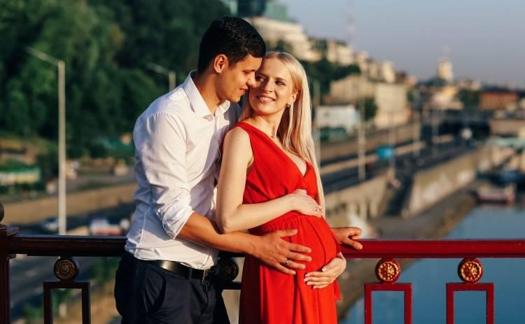 Аня Гресь о беременности: Я очень боялась стать капризной или нервной