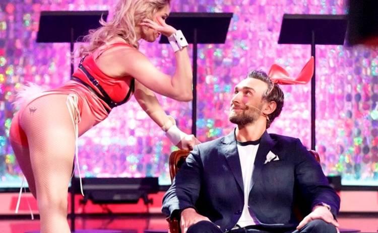 Пикантно! Иракли Макацария впечатлил приватный танец от сексуальной блондинки