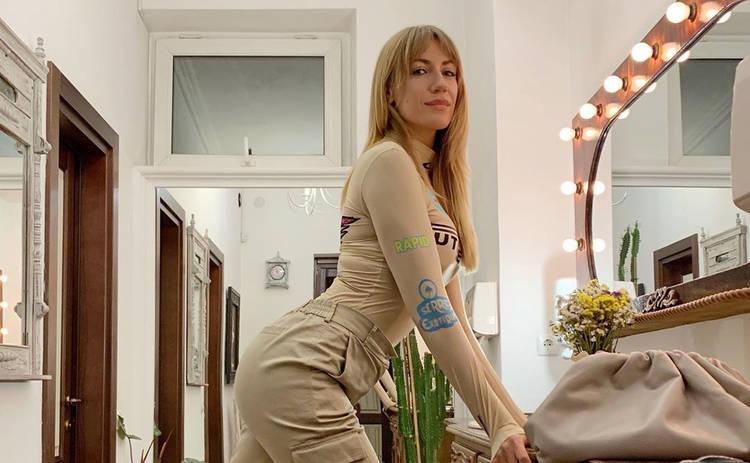 Леся Никитюк снялась в новой эротической фотосессии: такой мы ее еще не видели
