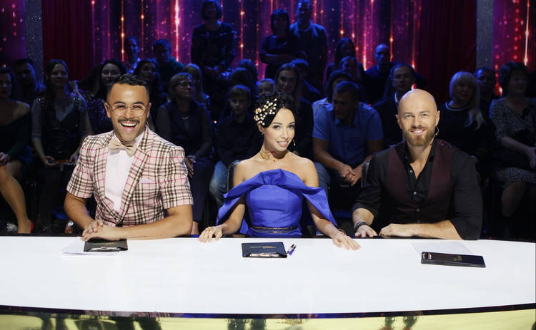 Танці з зірками-2019: смотреть 6 выпуск онлайн (эфир от 29.09.2019)