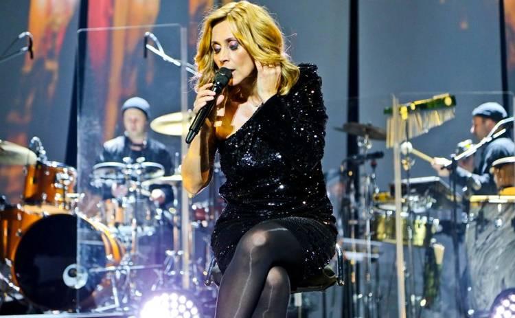 Лара Фабиан с концертами в столице Украины