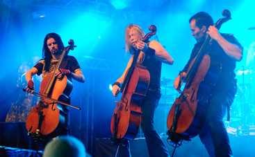 Финская рок-группа APOCALYPTICA анонсирует выход нового альбома  «CELL-0»