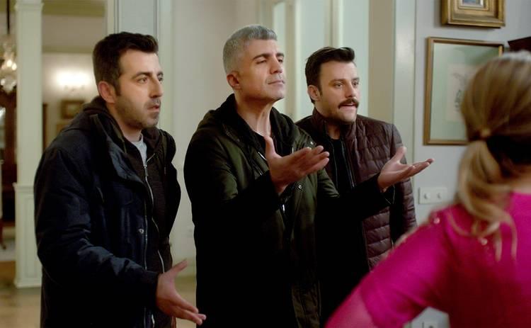 Невеста из Стамбула: смотреть 148 серию онлайн (эфир от 04.10.2019)