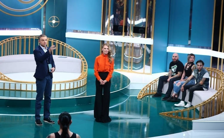 Роман с Ольгой: Анорексия - смотреть онлайн новый выпуск (эфир от 08.10.2019)