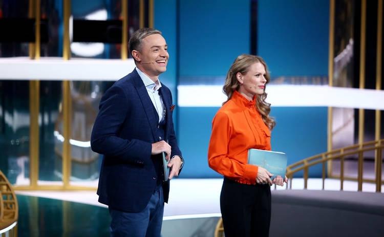 Роман с Ольгой: смотреть онлайн новый выпуск (эфир от 09.10.2019)