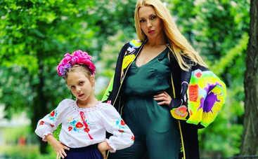 «Ты перевернула мое понятие о материнстве»: Оля Полякова поздравила младшую дочь с днем рождения