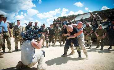Канал «Украина» покажет премьеру военной драмы «Позывной Бандерас»