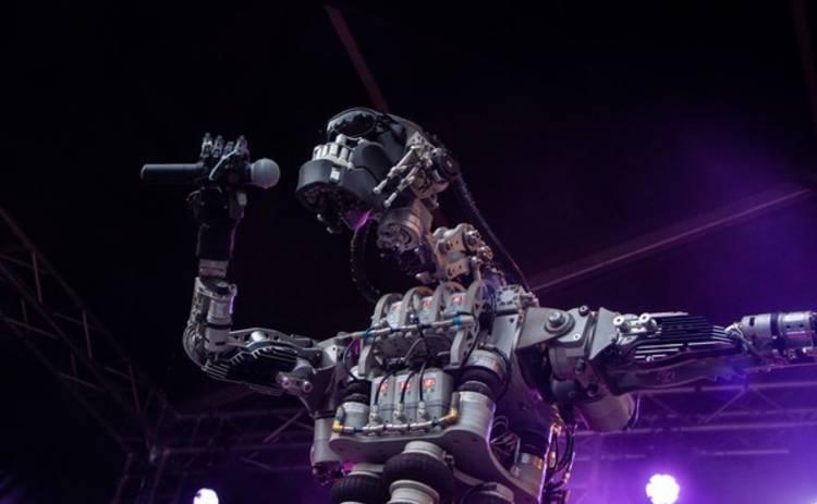 В Украине выступит первая в мире рок-группа роботов