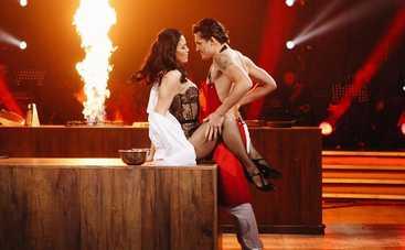 Реакция Руслана Сеничкина на откровенные танцы Людмилы Барбир взорвала Сеть
