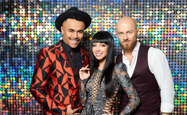 Танці з зірками-2019: смотреть 8 выпуск онлайн (эфир от 13.10.2019)