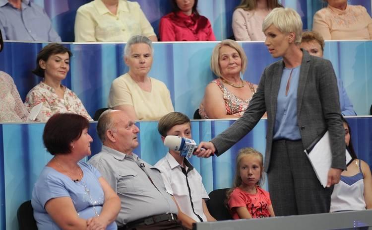 Жди меня. Украина: в студии программы состоялась долгожданная встреча отца и сына