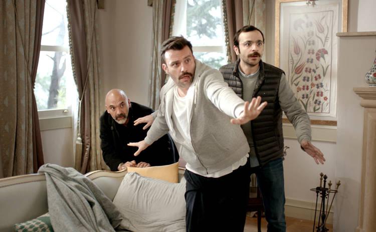 Невеста из Стамбула: смотреть 162 серию онлайн (эфир от 16.10.2019)