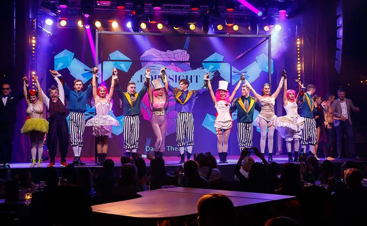 В столице театр танца «Форсайт» презентовали зрителям свое новое шоу