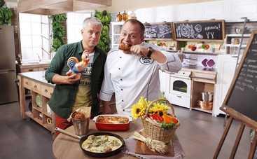 Готовим вместе: Блюда из куриных ножек (эфир от 19.10.2019)