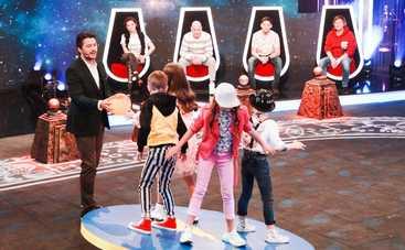Дети против звезд: смотреть онлайн 4 выпуск (эфир от 16.10.2019)