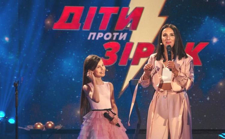 Дети против звезд: смотреть онлайн 5 выпуск (эфир от 23.10.2019)